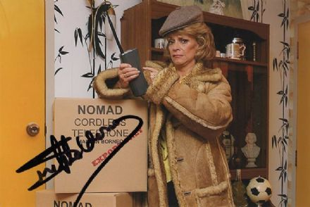 Sue Holderness, Only Fools and Horses, signed 6x4 inch photo.